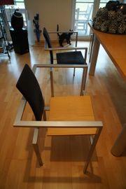 4 Designerstühle KFF Wildförst Luxus