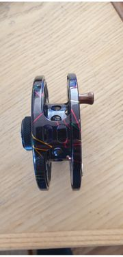 ABEL Super 6 Fliegenfischrolle Sammlerstück