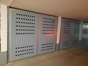 Abgeschlossene Garage in Stuttgart-Möhringen