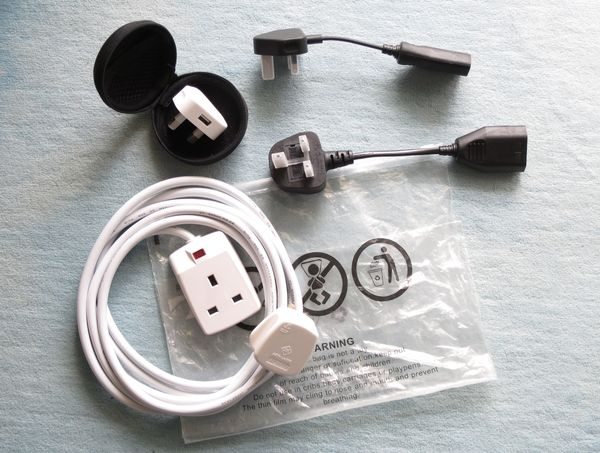 Reiseadapter und -kabel für England