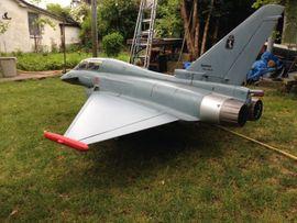 Eurofighter von C C: Kleinanzeigen aus Oberdolling - Rubrik RC-Modelle, Modellbau