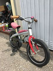 BMW Kidsbike Kinder Fahrrad und