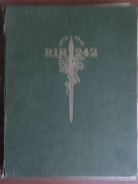Geschichte des Königlich Sächsischen Reserve-Infanterie-Regiments 242
