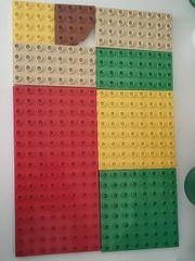 Lego Duplo Platten