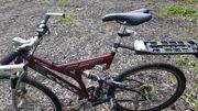 Fahrrad für den Bahnhof oder