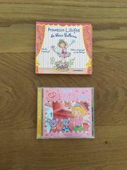 2 CD s Prinzessin Lillifee