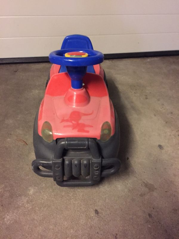 Bobby Car