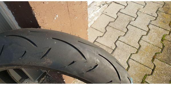 Motorradreifen Dunlop