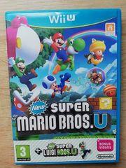 Super Mario Bris U