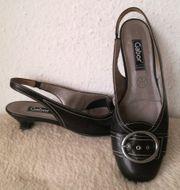 GABOR Damen Schuhe Leder Pumps