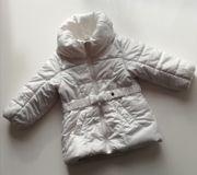 Baby Winterjacke Gr 80