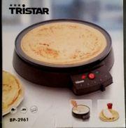 NEU - Crêpe - Pfannkuchen - maker Tristar