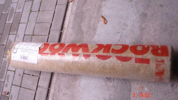 ROCKWOOL Rohrisolierung RSK 829 DN