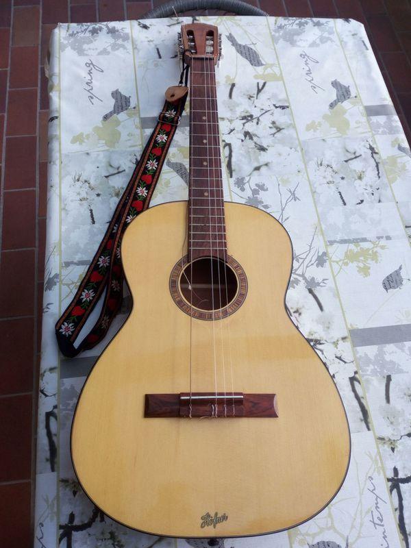 Gitarre Höfner