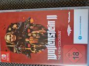 Nitendo Switch Spiel Wolfenstein 2