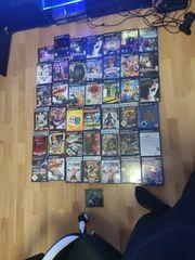 PS2 SPIELE SPIELESAMMLUNG WIE NEU