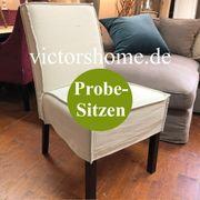 Abziehbarer Polsterstuhl Küchenstuhl Esstischstuhl PROBESITZEN