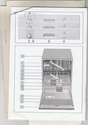 Spülmaschine Bosch