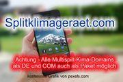 Top-Level com Domain - Splitklimageraet com -