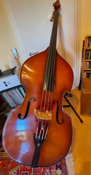 Kontrabass 3 4 Vollholz Christopher