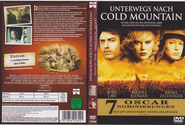Unterwegs nach Cold Mountain DVD