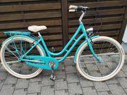 Fast NEU Damen Fahrrad 28