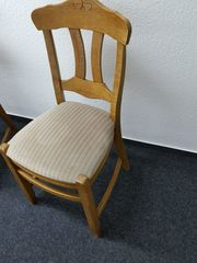 3 Stühle whr gute Erhaltung