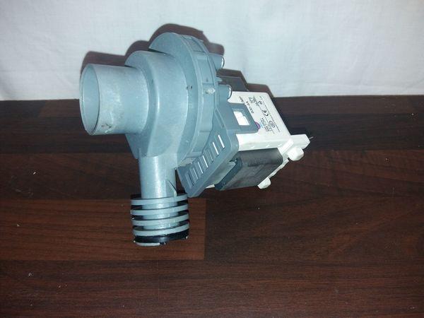 Laugenpumpe für Spülmaschine Bomann