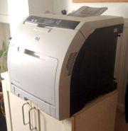 Farbdrucker HP Laserjet M1522n MFP