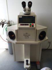 Dentallaser DL2000 der Firma Dentaurum