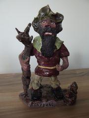 Handgeformte Keramik-Figuren 1000 Gr gebrannt