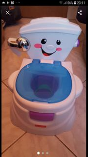 Baby Toilette Fisher Price