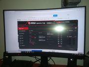 MSI Gaming Monitor 4k 144hz