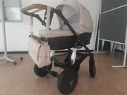 Luxus Kinderwagen Venicci Gusto Cream