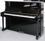 Klavier Yamaha YU11 schwarz poliert