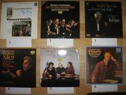 Klassik Schallplatten LP