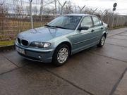 BMW 316i E46 Scheckheftgepflegt
