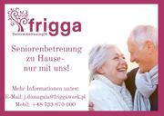 Seniorenbetreuung 24h Frigga Betreuungskräfte Seniorenhilfe