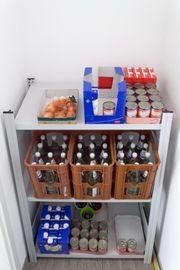 Getränkekistenregal Schrägbodenregal BERT 150kg Boden