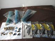 Luftanschlüsse Pneumatik - Teile