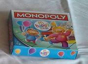 Monopoly aus dem Happy Meal