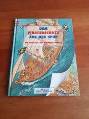 Wimmel-und Gucklockkinderbuch Dem Piratenschatz auf