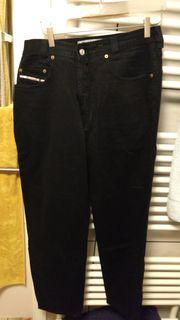 schwarze Herrenjeans Picaldi Jeans Denim