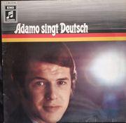 LP- LP Adamo singt Deutsch