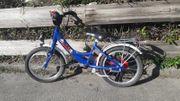 16 Zoll Fahrrad Käpt n