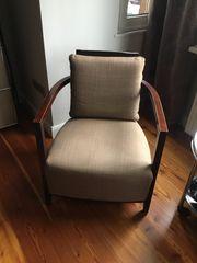 2 Sessel Art Deco Stil