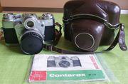 Fotoapparat Contarex 1 Zeiss Ikon