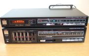 Fisher CA-225 FM-250T Stereoverstärker Tuner