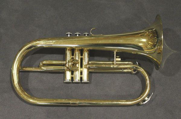 Yamaha Flügelhorn in B inkl