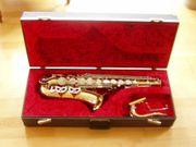 Saxophon Dolnet M 70 gold